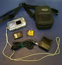 Nikon COOLPIX 2500 Digital Camera, Charger, cable, Battery & Memory Card