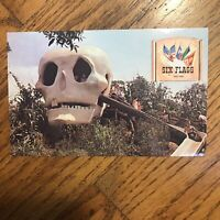 Vintage 1960's Skull Island Six Flags over Texas Dallas Fort Worth TX  picture