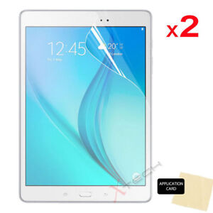 """2x CLEAR Screen Protector For  Apple Ipad 10.2"""" 2020 (8th Generation)"""