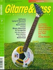 Gitarre & Bass 2010/07 (Lynyrd Skynyrd)