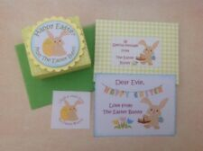 Personalised Easter Bunny Card, Gift Box, Easter Hunt, Fits Cadburys Cream Egg