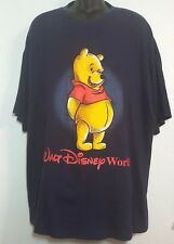 Adult 2XL Tee Shirt, Walt Disney World, Winnie The Pooh, Crew Neck T shirt