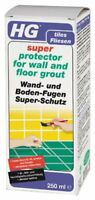 HG super protector for wall and floor grout