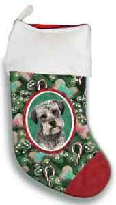Schnoodle Christmas Stocking