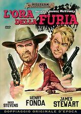 L'ORA DELLA FURIA  DVD WESTERN