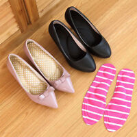 Ladies Heels Sponge 3D 4D Shoe Insoles Cushions Pads DIY Cutting Feet Care