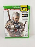 Witcher 3: Wild Hunt (Xbox One, 2015) Brand New Sealed