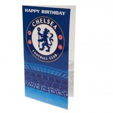 CHELSEA F.C. Happy Birthday Card FREE U.K. P&P