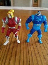 1994 ~Marvel Heavy Metal Heroes X-Men ~ Omega Red  & Apocalypse Die-Cast Figures