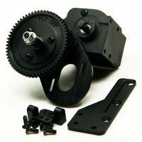 AX2 2 Speed Transmission for 1:10 RC 4WD Axial SCX10 Wraith Honcho RC Car Black