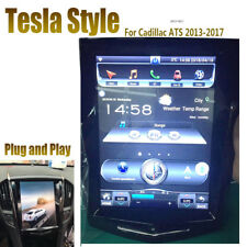 "10.4"" Android 5.1 Tesla Style Car Radio GPS For Cadillac ATS XTS SRX 2013-2018"
