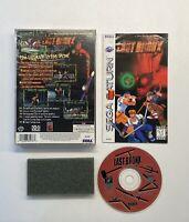 Last Bronx (Sega Saturn, 1997) COMPLETE!!