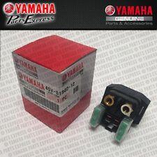 2009 - 2016 YAMAHA VMAX 1700 FZ6R FZ 6R STARTER RELAY SOLENOID 4SV-81940-12-00