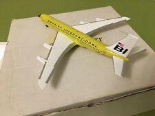 1:200 Inflight200 Braniff International Yellow Boeing B707-320 VERY RARE Model!