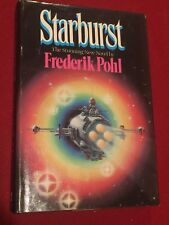 Frederik Pohl Starburst Hardback Book Club Edition 1982