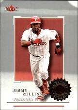 2001 Fleer Authority Baseball Jimmy Rollins