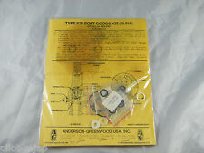NEW ~ ANDERSON GREENWOOD ~  SAFETY RELIEF VALVE REPAIR KIT ~  # 04-4805-029