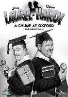 Laurel & Hardy - A Chump At Oxford E Correlati Pantaloncini DVD Nuovo (8222575)