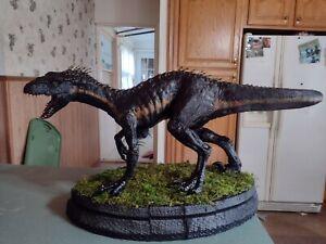 Jurassic World Indoraptor Statue Jurassic park