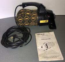 VTG Dirt Devil 500 By Royal - Electric Handheld Vacuum Cleaner Black Model 08500