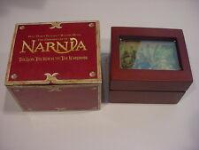 MIB NARNIA Pocket Watch FOSSIL #LI2526 LTD ED #204/3000 WRISTWATCH w/COA