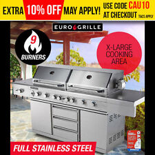 With Stainless Steel Freestanding Grill BBQs