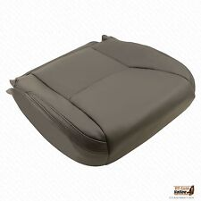 "2003 To 2009 Lexus GX470 Driver Bottom ""Synthetic Leather"" Seat cover Dark Gray"