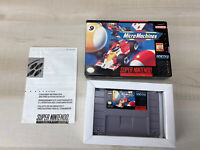 Micro Machines In Box No Manual SNES Super Nintendo  Tested Working & Authentic