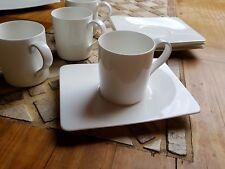 Villeroy & Boch Modern Grace Kaffeetasse & Kaffeeuntertasse  bone china NEUWERTI