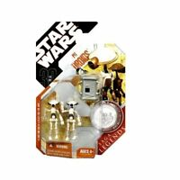 Star Wars Saga Legends Pit Droids with Coin