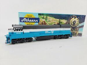 Athearn 3512 Great Northern GE U33C Dummy Train Engine Kit HO Vintage NEW