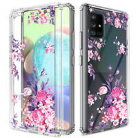 For Samsung Galaxy A71 5G Phone Case Crystal Clear Shockproof Slim TPU Cover US