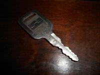 Vintage Kawasaki OEM Factory Pre Cut Key # 303 G3