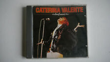 Caterina Valente - The Live Concert Album - CD