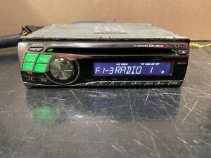 Alpine Cheap Car Audio Radio Stereo Headunit Cd Mp3 Player 45x4 Power