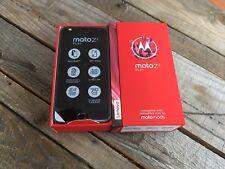 Motorola Moto Z2 Play Lunar Gray 32GB XT1710-01 UNLOCKED *NEW Open Box*