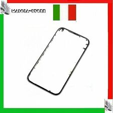 CORNICE FRONTALE CROMATO BEZEL Metallo  IPHONE 3G - 3GS