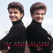 The Everly Brothers - The Price Of Fame 7 CD Box Set Bear Family Of Germany New