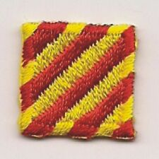 International Maritime Nautical Signal Flag Letter Y Yankee Embroidery Patch
