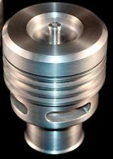 Collins Performance Twin Piston Silver Anodised Alloy Dump Valve 25mm