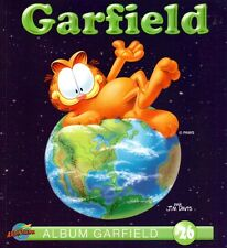 Two GARFIELD Albums Nos 5 & 26 by Jim Davis (FRENCH)