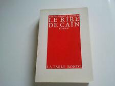 Livre d'Occasion / Le rire de Caïn / José-André Lacour