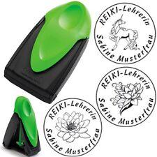 STEMPEL - Reiki Stempel TRODAT Mobile 9430, Reiki-Lehrerin, 5 Motive zur Wahl