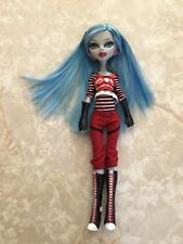 Monster High Doll 1st Ghoulia Yelps Wave First Signature
