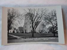 Litchfield Mn Minn Minnesota, St Paul's Evangelical Lutheran , early postcard,