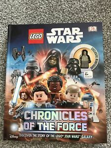 Lego Star Wars Chronicles Of The Force by DK (Hardback), Children's Books, New