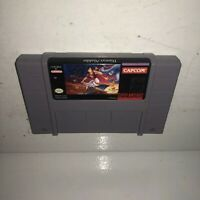 AUTHENTIC Super Nintendo Game ALADDIN Cleaned&Tested Fun Disney Capcom Game SNES