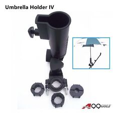 Spicybuys Universal Golf Umbrella holder IV with clamp  for Golf Cart or Fishing