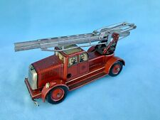Alte CKO 350 Kellermann Die Kleine Signal Feuerwehr (61819)  Blechspielzeug