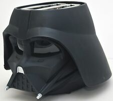 OFFICIAL Star Wars DARTH VADER TOASTER disney helmet kitchen 2-slice toast bread